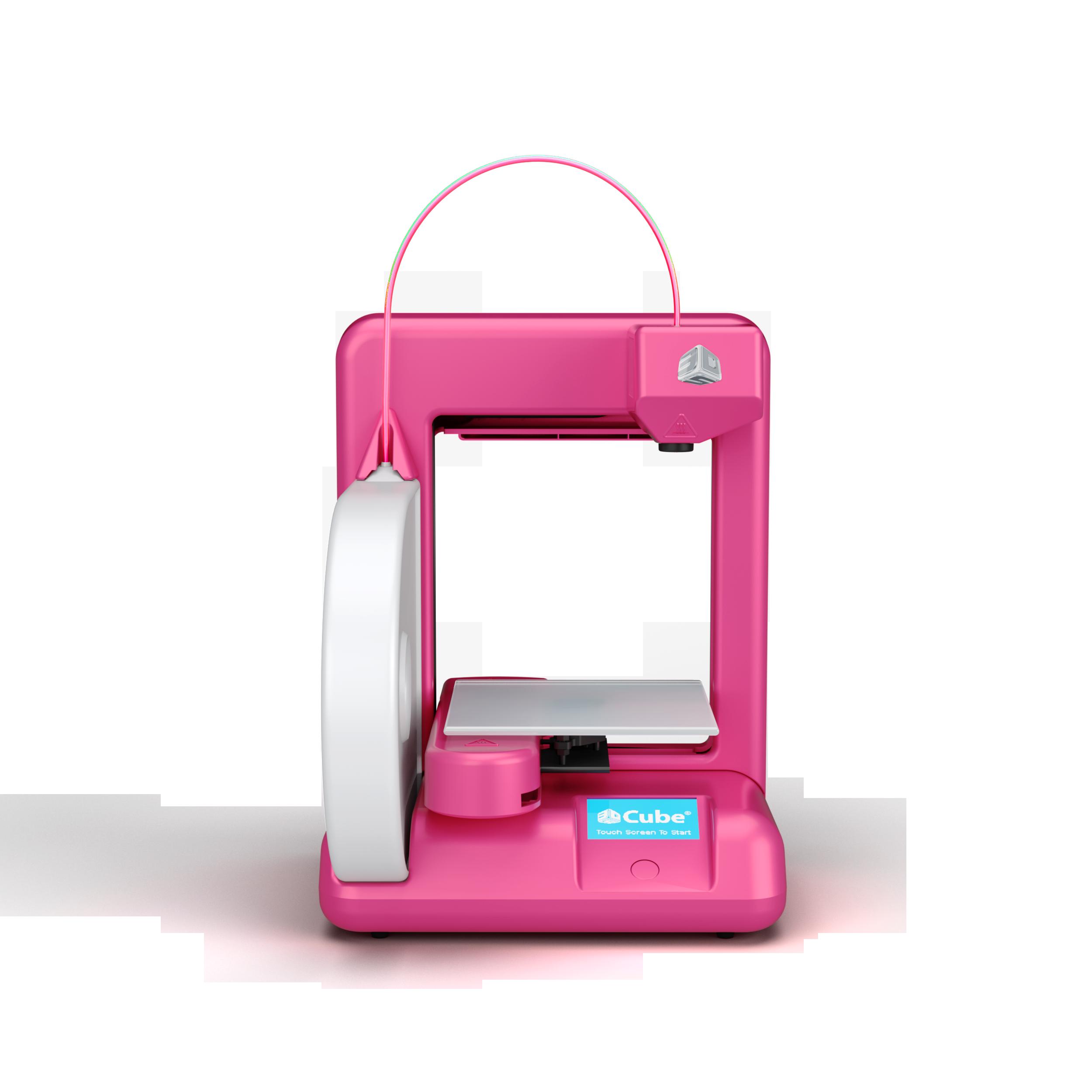 Magenta Cube2 3D printer