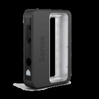 the Sense 3D scanner