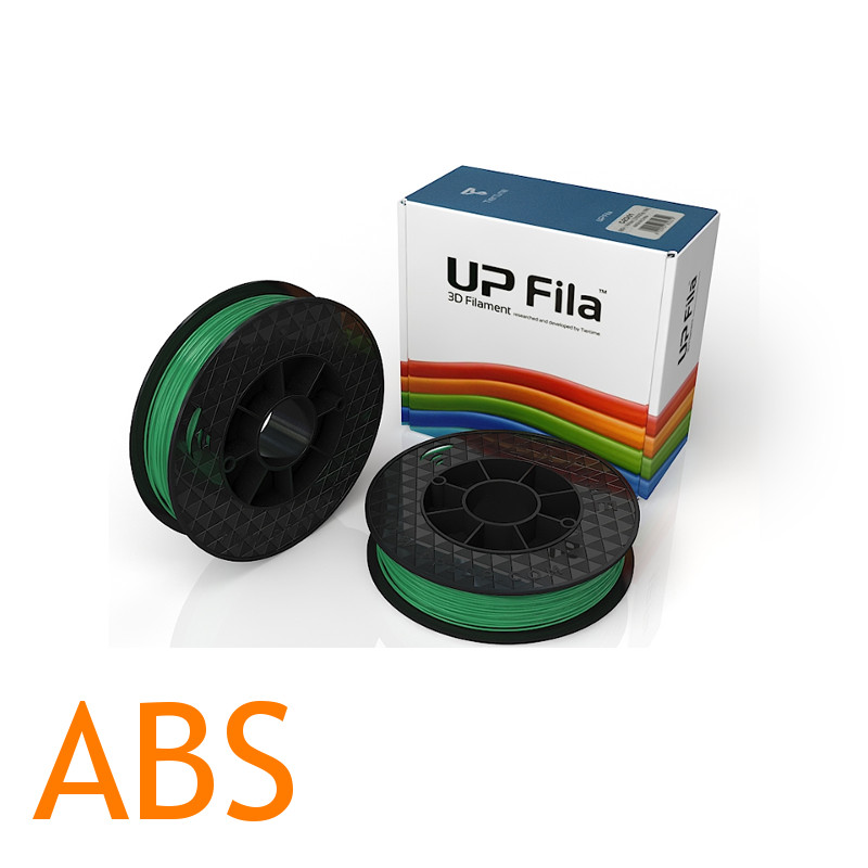 Tiertime UP Fila ABS green