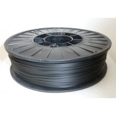 Black ABS 3D printer filament