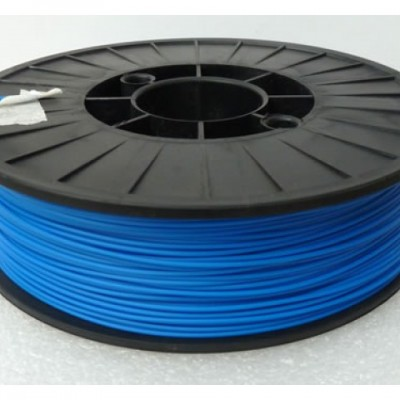 Blue ABS 3D printer filament