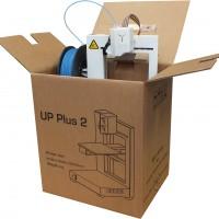 UP 2 Plus 3D printer review video