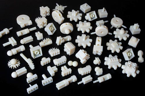 3D print your own Kids universal block adaptor kit