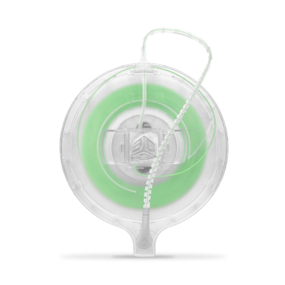 3D systems 3rd generation cube green ABS 3D printer filament