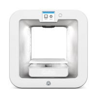 3D systems 3rd generation Cube - white