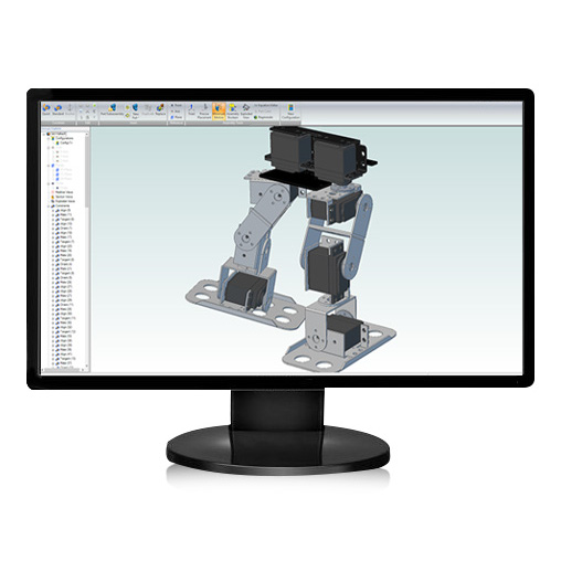 Cubify Design 3D modelling software for 3D printing screenshot