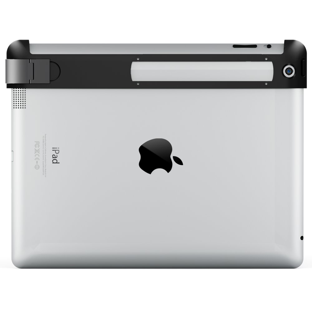 iSense 3D scanner  bracket for the iPad 4th generation