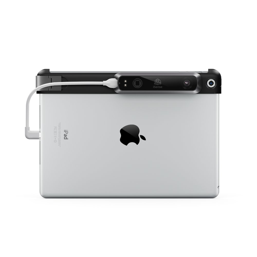 iSense 3D scanner for the iPad Air