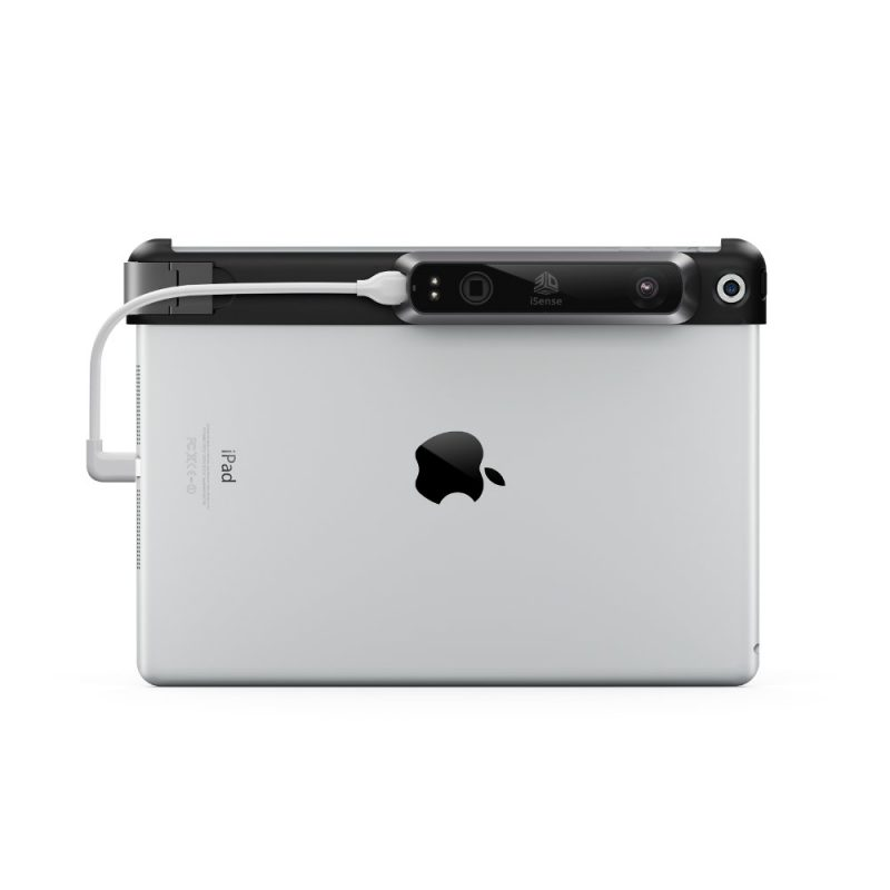 iSense 3D scanner for the iPad