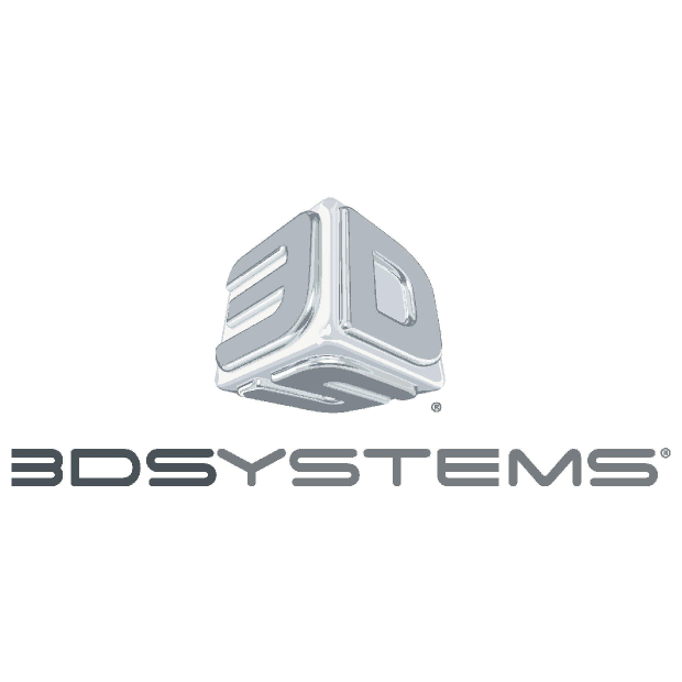 About 3D systems Logo