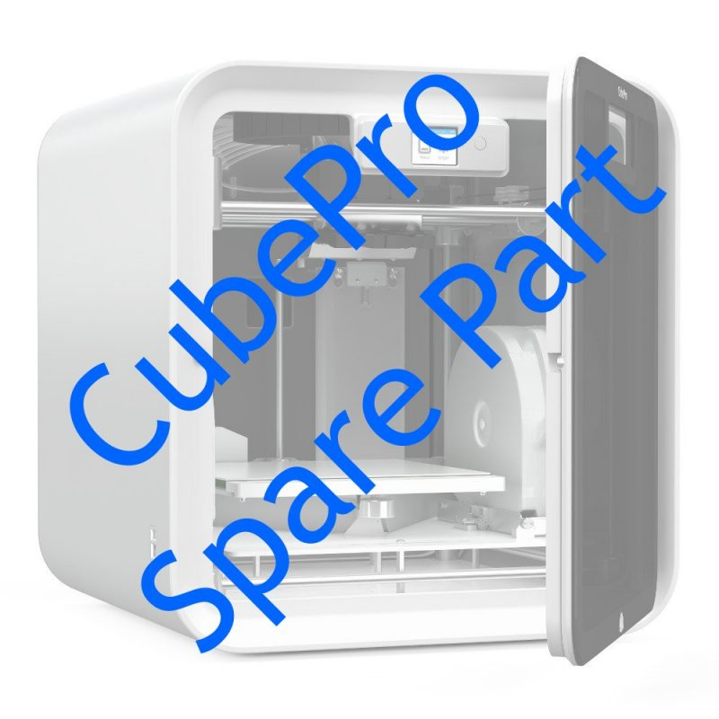 3D Stystems CubePro 3D printer spare parts