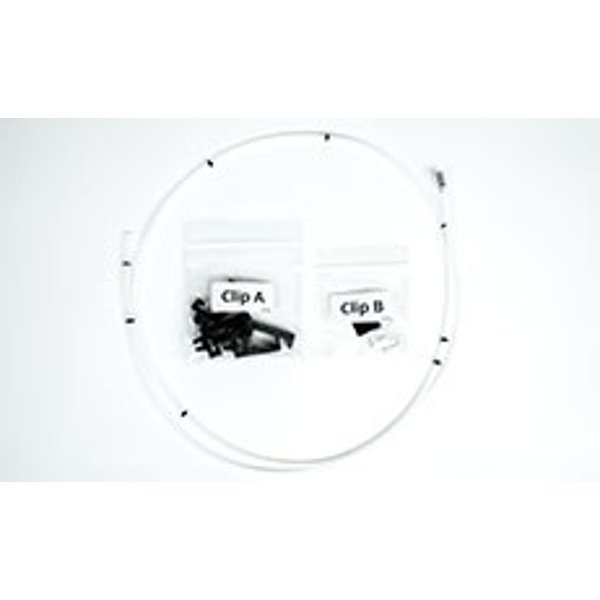 Spare CubePro delivery Tubing kits for Bays 1, 2 & 3