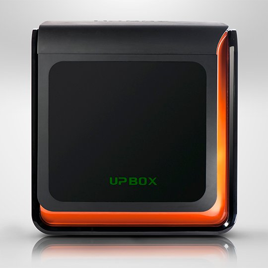 PP3DP UPBOX 3D printer front