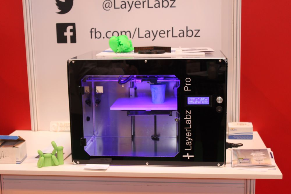 LayeLabz Pro 3D printer