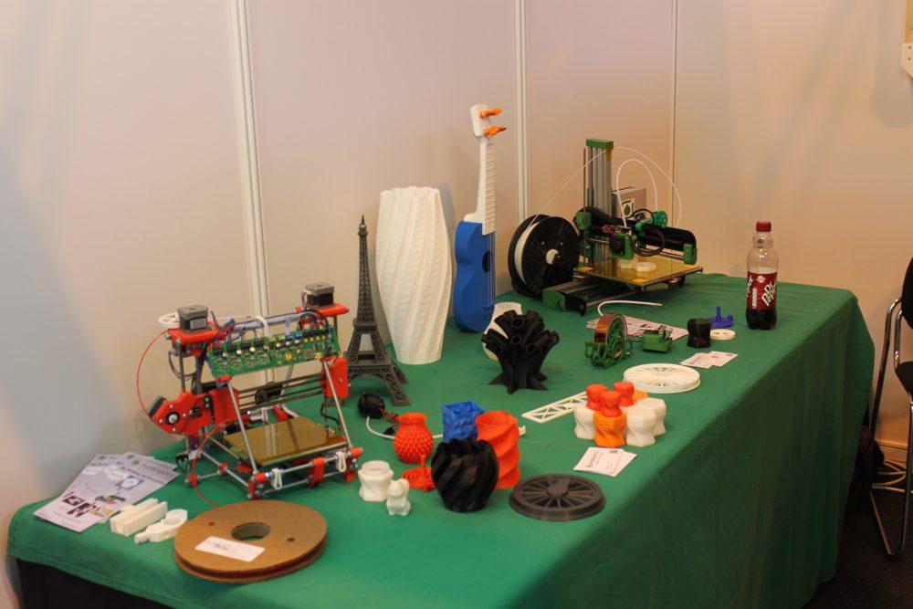 reprappro 3d printers