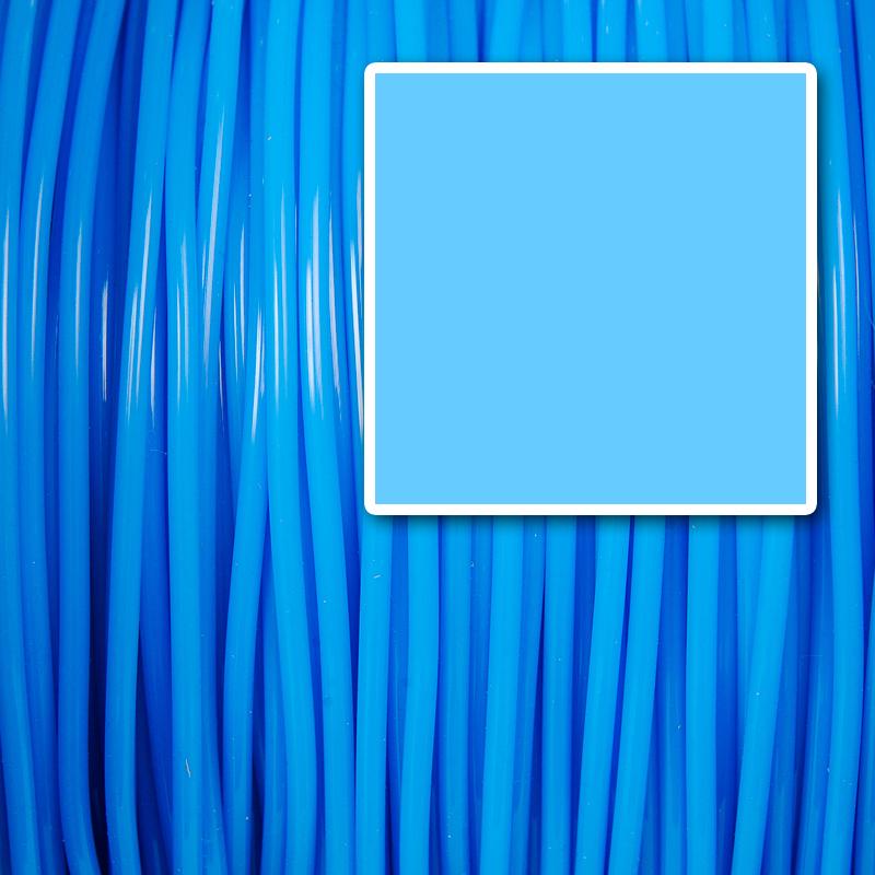 Sky Blue quality ABS filament