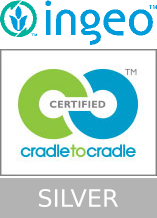 Ingeo Cradle-to-Grave certified