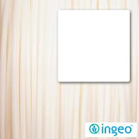 white ingeo pla filament