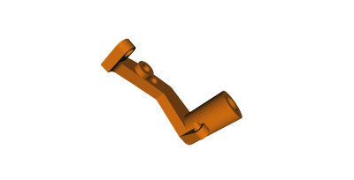 Tension Arm .stl file