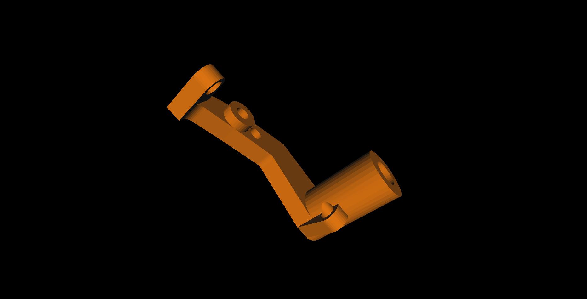 Tension Arm .stl file
