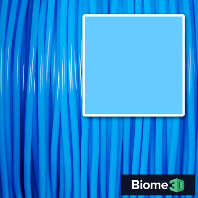 sky blue biome pla filament