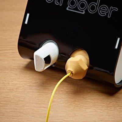 Strooder 3d printer filament maker extruding filament