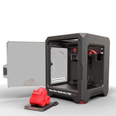 Makerbot Mini with open front