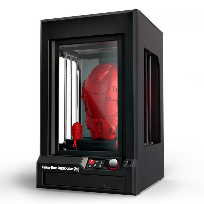 Makerbot Z18 desktop 3D printer