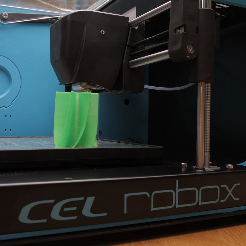 Sturdy UK designed 3D printer