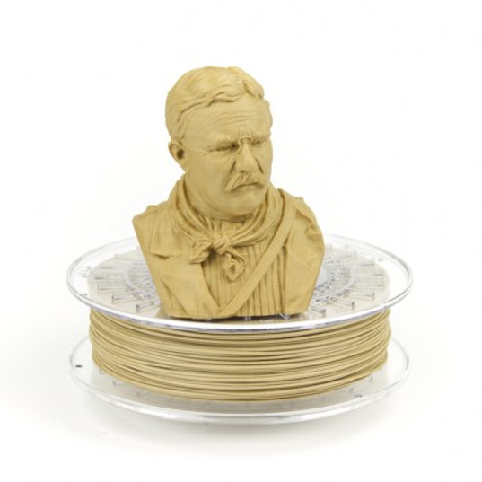 ColorFabb BambooFill wood effect speciality filament