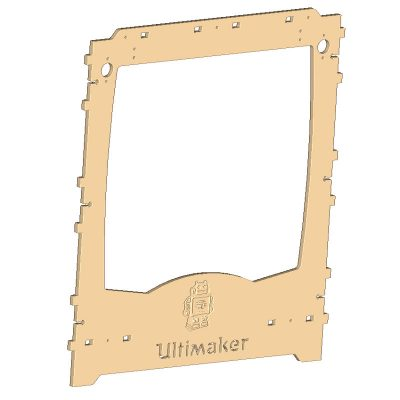 FrontPanel Ultimaker Original+