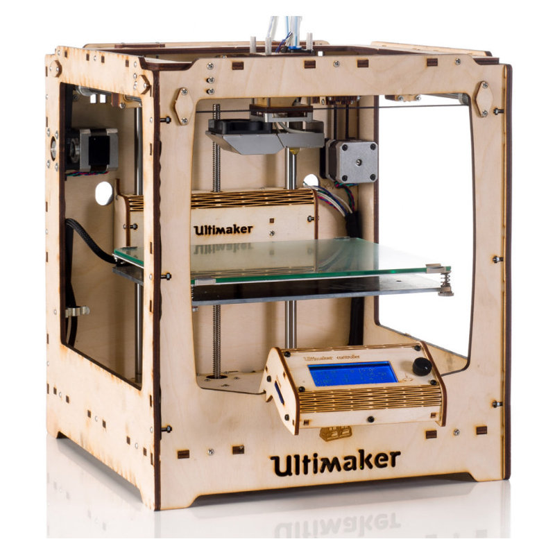 Ultimaker Original + Build files