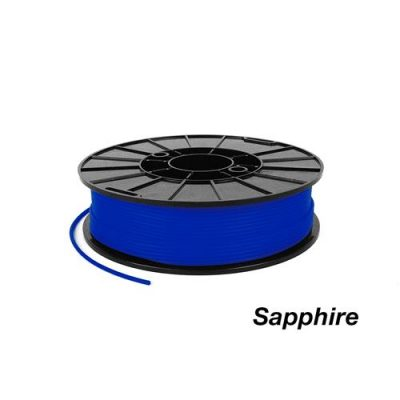 Sapphire Blue Ninjaflex flexible 3D printer filament
