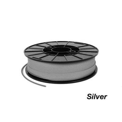 silver ninjaflex flexible filament