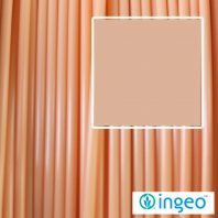 Flesh pink Ingeo PLA 3D printer filament