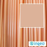 Flesh pink Ingeo PLA 3D printer filament