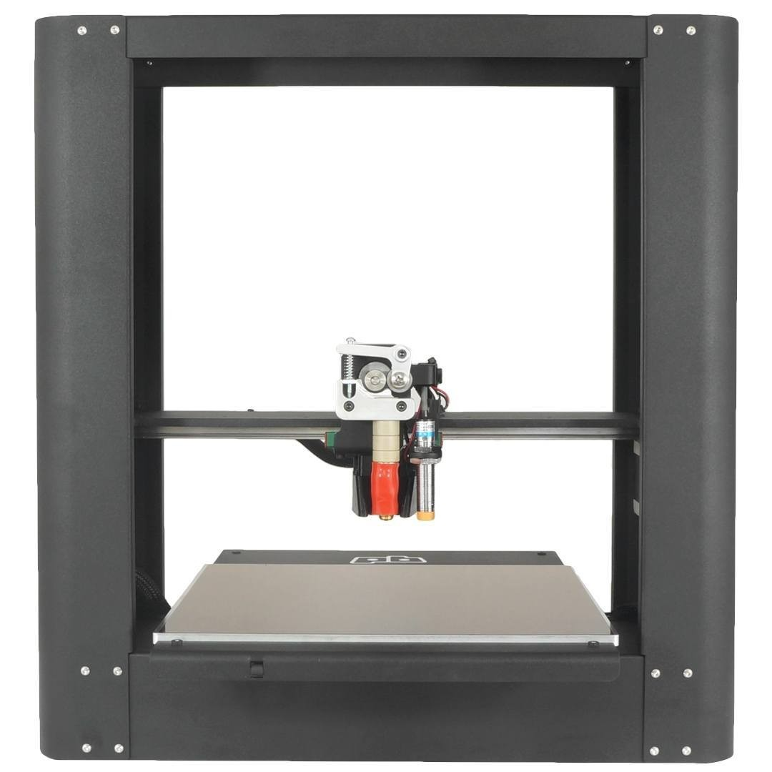 The Printrbot metal plus with heated bed