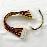 Molex cables to take power from PSU to 3D printer