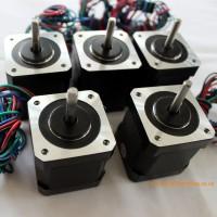 Nema 17 Stepper Motors for building a 3D printer