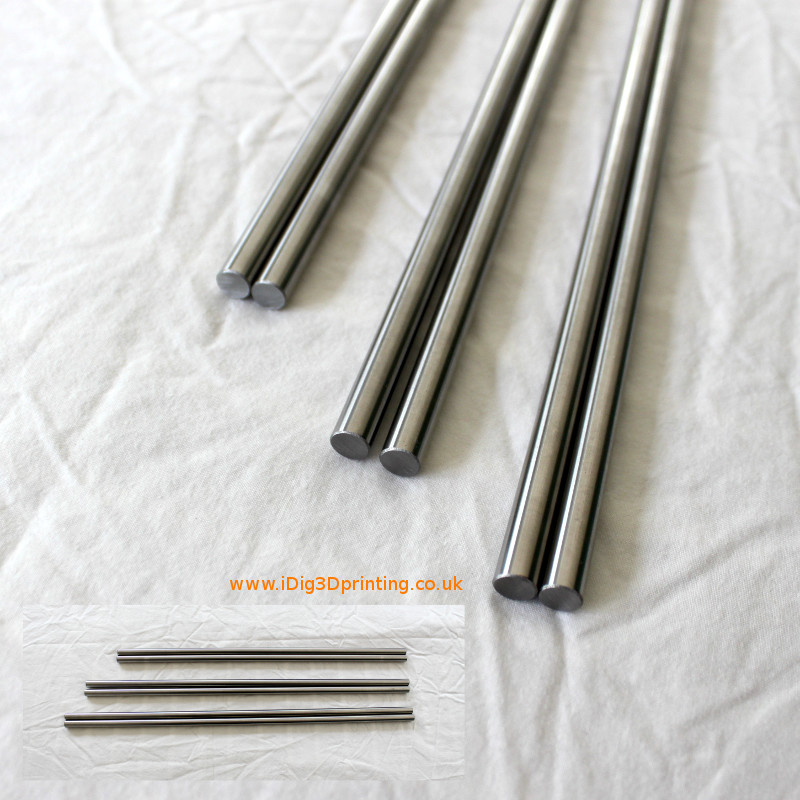 linear shafts for 3D printer