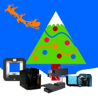 Best 3D printer to buy for Christmas