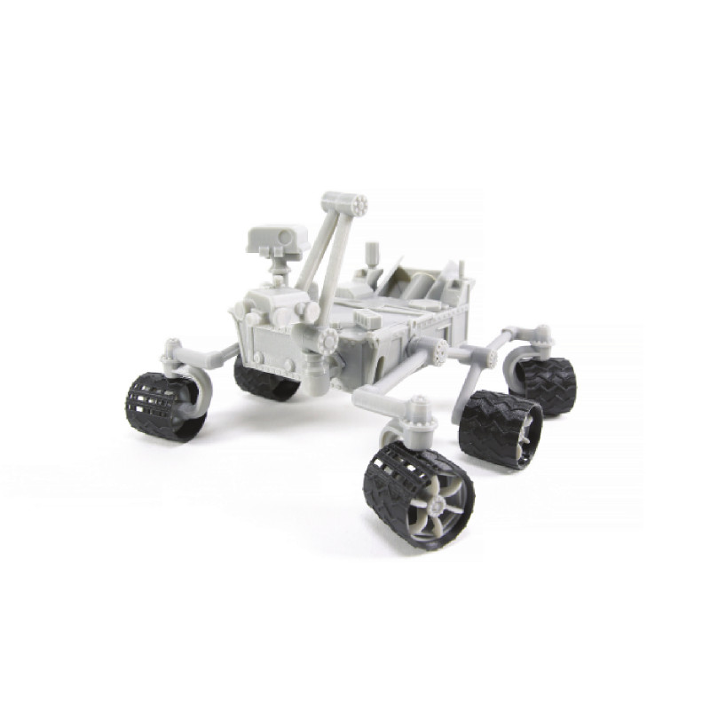 Curiosity Rover 3D printable Model