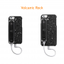 Volcanic Rock iPhone case for the iSense 3D scanner