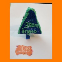 Using our Ingeo PLA for the 3Doodler 3D pen