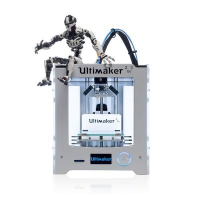 The Ultimaker 2 Go portable 3D printer