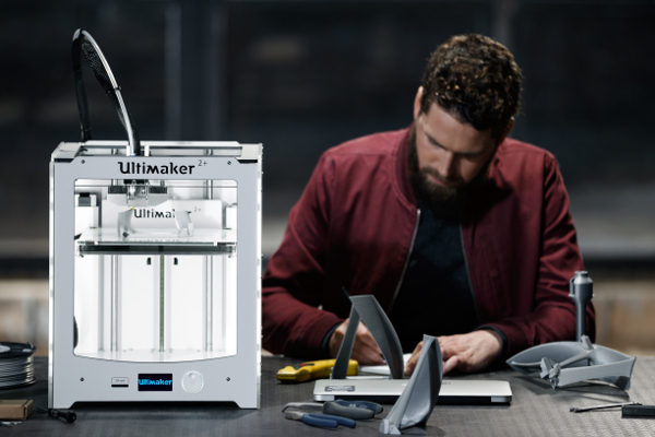 Ultimaker 2 Plus great for the office
