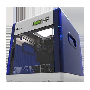 The DaVinci 1.0A plugn play 3D printer