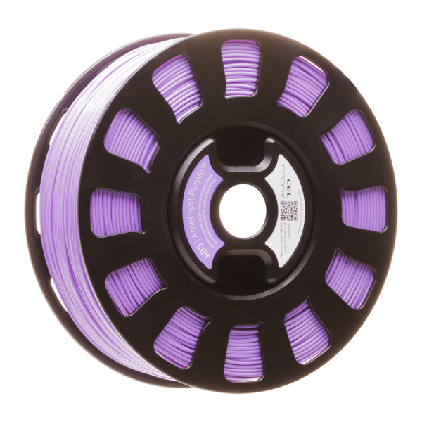 Robox ABS filament Amethyst Purple rbx-abs-pp156