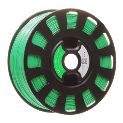 Robox Chroma Green PLA spool rbx-pla-gr497