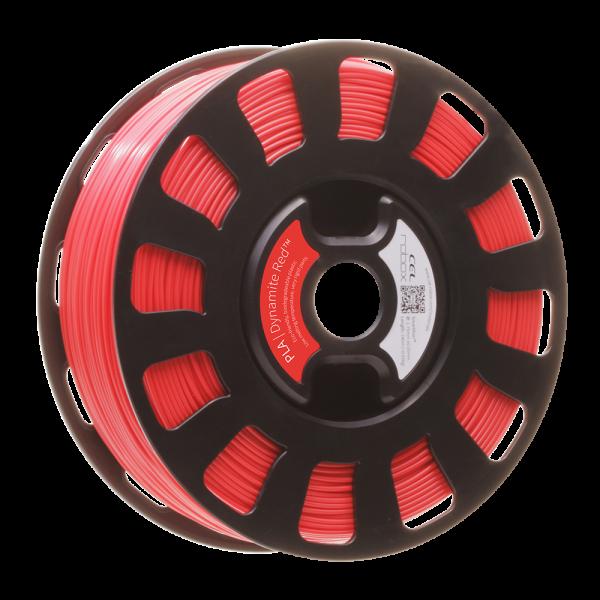 Dynamite Red robox 3D printer filamentrbx-pla-rd536